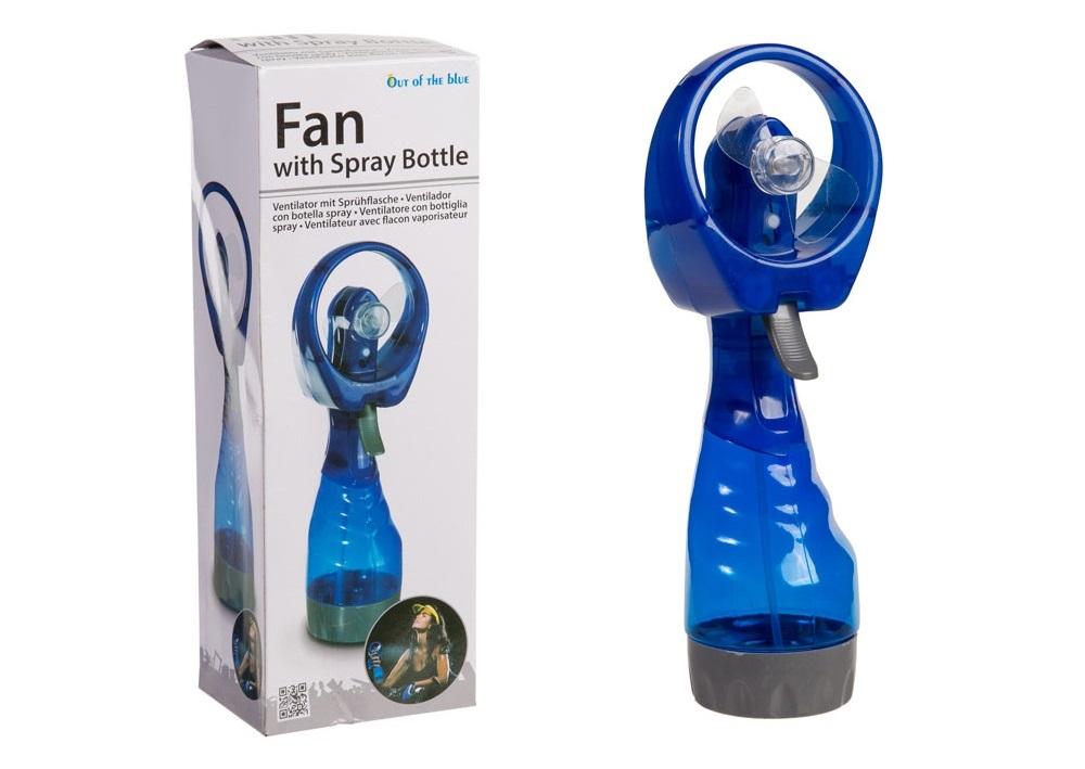 hand ventilator mit wasser spr hflasche wasserspr hventilator handventilator ebay. Black Bedroom Furniture Sets. Home Design Ideas